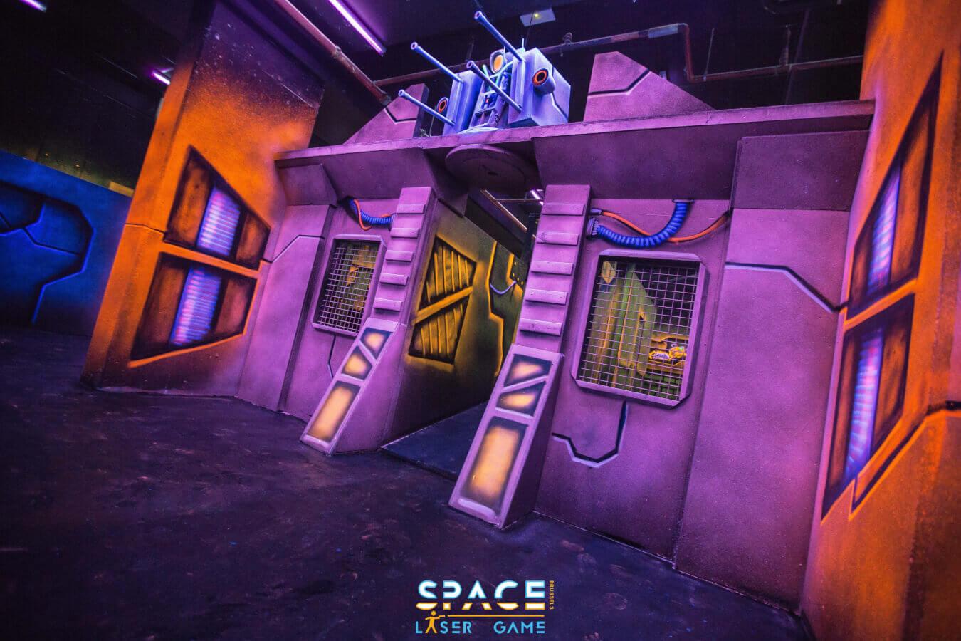 Galerie photo Space Laser Game LaserMaxx